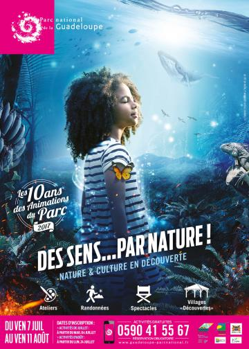 Affiche des animations 2017