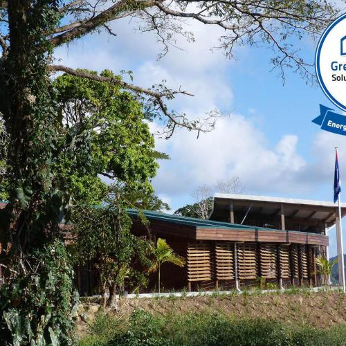 Le Parc national de la Guadeloupe aux Green Building Solutions Awards 2016