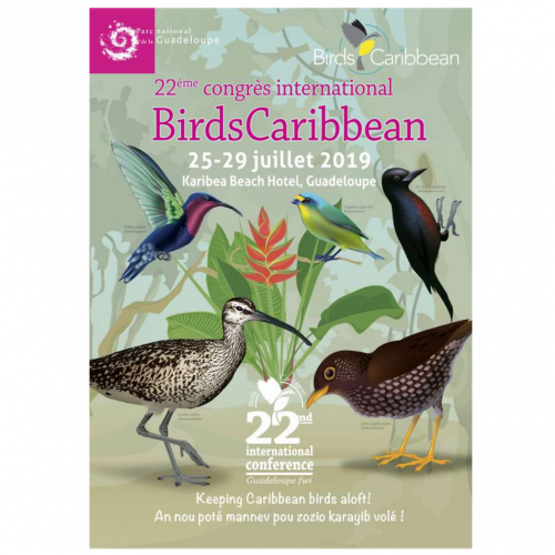 22e congrès international BirdsCaribbean